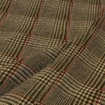 Wool Tweed Brown